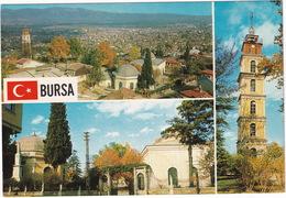 Bursa: The Tomb Of Osman And Orhan Gazi  - (Türkiye) - Turkije