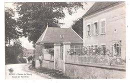 Nocé  (61 - Orne)  Entrée Du Bourg - Route De Verrières - France