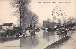 21    .     N° 202023    .        VENAREY LES LAUMES         .          LE PORT DU CANAL - Venarey Les Laumes