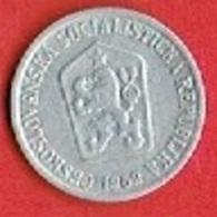 CZECHOSLOVAKIET # 10 Haléřů FRA 1962 - Czechoslovakia