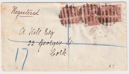 1880, Reko-Brief  , #a1922 - Briefe U. Dokumente