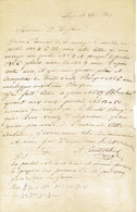 Lot De 5 Lettres Envoyées De 1849 à 1858 Par SAINTVITEUX  Fabricant De Cartes à Jouer à LIEGE à H. DESSAIN Imprimeur - Belgique