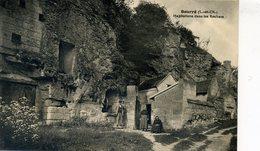 BOURRE Habitations Dans Les Rochers (2157) - France