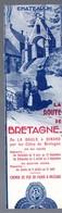 Marque-page CHATEAULIN - LA ROUTE DE BRETAGNE (PPP17117) - Bookmarks