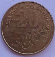 Greece 20 Drachmas - Grèce