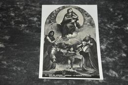 5111   RAFFAELLO, LA MADONNA DI FOLIGNO - Vaticano
