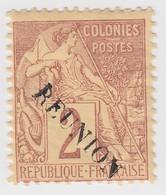 REUNION N° 18* - Réunion (1852-1975)