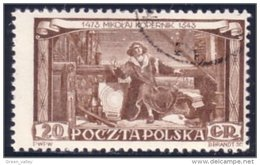 740 Pologne Copernic (POL-150) - Astronomie