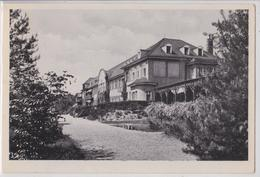 POSTDAM ELISABETH-SANATORIUM BABELSBERG UFASTADT STAHNSDORF KR. TELTOW BRIEFMARKE STEMPEL DEUTSCHES REICH 1941 - Potsdam