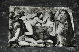 5115    CAPPELLA SISTINA, CREAZIONE DELLA DONNA - Vaticano