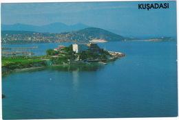 Kusadasi - A View Of Kusadasi - Turkey -  (Türkiye) - Turkije
