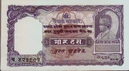 NEPAL  P. 6 10 M 1951 XF - Népal