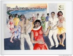 Angola 1993-Danse-YT B16***MNH - Angola