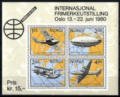 Noruega Nº 761/4 En HB - Noruega