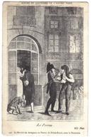 75 Mœurs Et Coutumes De L'  Ancien Paris N°340 Le Marché Des Assignats Au Perron Du Palais Royal Sous Le Directoire - Arrondissement: 01