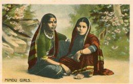 INDIA - VG Ethnic & Costumes - HINDU Girls - Asie