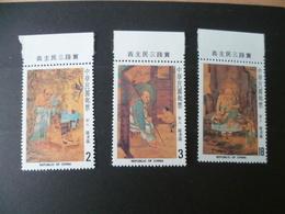 TIMBRE  CHINE  N° 1438 / 1440  NEUF **  MNH - 1945-... République De Chine
