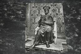 5118    BASILICA DI , LA STATUA DI S. PIETRO - Vaticano