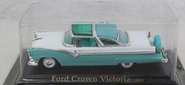 Auto - Ford Crown Victoria - 1955 - Miniature 1/43 - Figurines