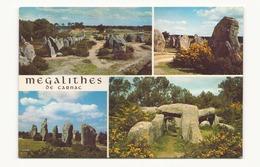 MEGALITHES DE CARNAC - Dolmen & Menhirs