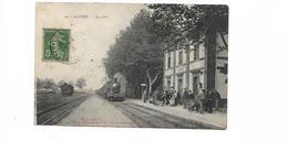 CAZERES  LA GARE - France