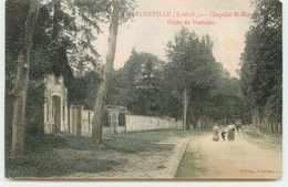 DEP 95 FRANCONVILLE  CHAPELLE SAINT MARC ROUTE DE PONTOISE - Franconville