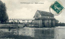 CHATRES Moulin De Boutet (2183) - France