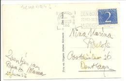 Den Bosch Muziekstad. 20.6.53-Schaarse Vlag - Periode 1949-1980 (Juliana)