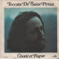 Disque 45 Tours SAINT-PREUX - 1971 *** - Disco, Pop