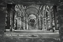 5124    BASILICA DI S. PIETRO, INTERNO - Vaticano