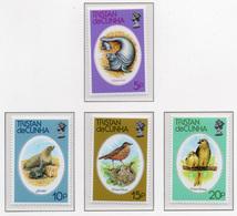 1979 - TRISTAN DA CUNHA - Yv.  Nr. 252/255 - NH - (UP131.6) - Tristan Da Cunha
