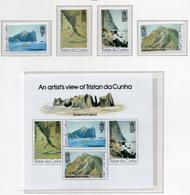 1980 - TRISTAN DA CUNHA - Yv.  Nr. 267/280 + BF 10 - NH - (UP131.6) - Tristan Da Cunha
