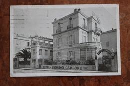 NICE (06) - HOTEL-PENSION CARLONE - OUVERT TOUTE L'ANNEE - Cafés, Hotels, Restaurants