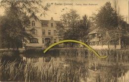 Balen :  Usines : Casino : Hotel Restaurant   ( Geschreven 1931 Met Zegel ) - Balen
