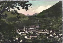 Strigno - Panorama Verso Passo Del Manghen - Trento - H2244 - Trento