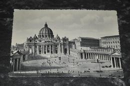 5129      LA BASILICA, PIAZZA S.PIETRO - Vaticano