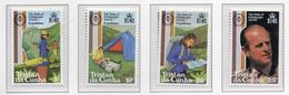 1981 - TRISTAN DA CUNHA - Yv.  Nr. 294/297 - NH - (UP131.6) - Tristan Da Cunha