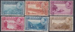 Ethiopie N° 263 / 68  O : Partie De Série Courante, Les 6 Valeurs Oblitérations Légères Sinon, TB - Ethiopie