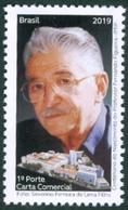 BRAZIL 2019  - Centenary Of Birth Of Professor Fernando Figueira -  MINT - Brazil