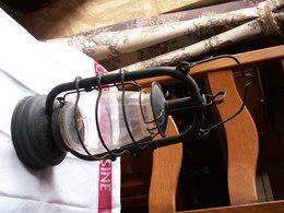 GRANDE LANTERNE  Ancienne  Complète - Hauteur 45 Cm // N°201 - Luminaires