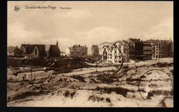 Belgique, Oostduinkerke-plage, Panorama - Oostduinkerke