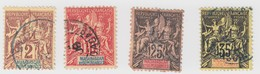 MADAGASCAR N° 29. 43. 35. 46 - Used Stamps