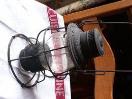 GRANDE LANTERNE  Ancienne Américaine- Hauteur 40 Cm // Bon état - Lamps