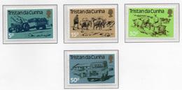 1983 - TRISTAN DA CUNHA - Yv.  Nr. 327/330 - NH - (UP131.8) - Tristan Da Cunha