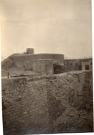PHOTO ALLEMANDE - INTÉRIEUR DU FORT DU CAMP DES ROMAINS PRES SAINT MIHIEL - MEUSE GUERRE 1914 1918 - 1914-18