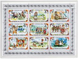 1983 - TRISTAN DA CUNHA - Yv.  Nr. BF 11 - NH - (UP131.8) - Tristan Da Cunha
