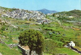 GRECIA-NAXOS-PANORAMA - Grecia
