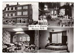 CPSM Photo Banneux Sprimont Liège Belgique Belgie Hôtel Restaurant De La Chapelle Louveignée - Sprimont