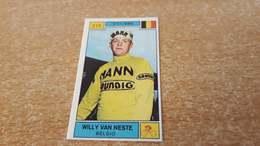 Figurina Panini Campioni Dello Sport 1969 - Willy Van Neste - Panini