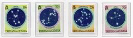 1984 - TRISTAN DA CUNHA - Yv.  Nr. 354/357 - NH - (UP131.9) - Tristan Da Cunha